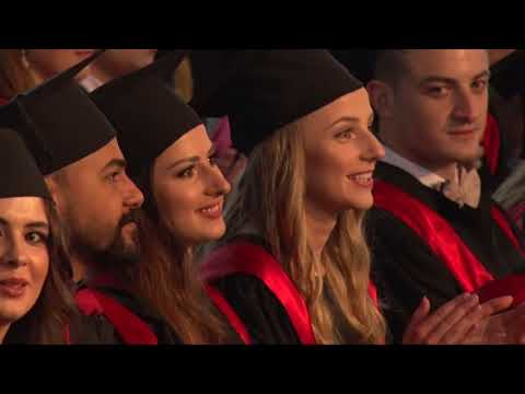 Graduation ceremony - The Class of 2018
