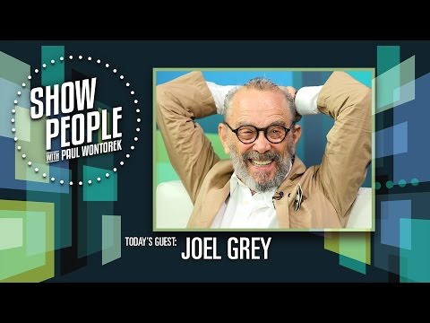 SHOW PEOPLE WITH PAUL WONTOREK - Joel Grey (CABARET, WICKED, CHICAGO) Full Interview