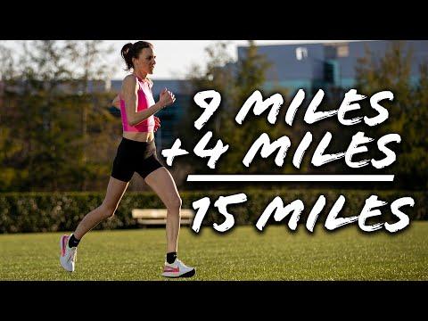 How many miles I run in a week