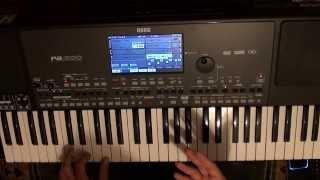 تعليم عزف الكوردات: الدرس الأول. ماهو الكورد؟ و المايجر و الماينر كورد