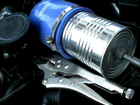 Audi Tt Boost Leak Testing