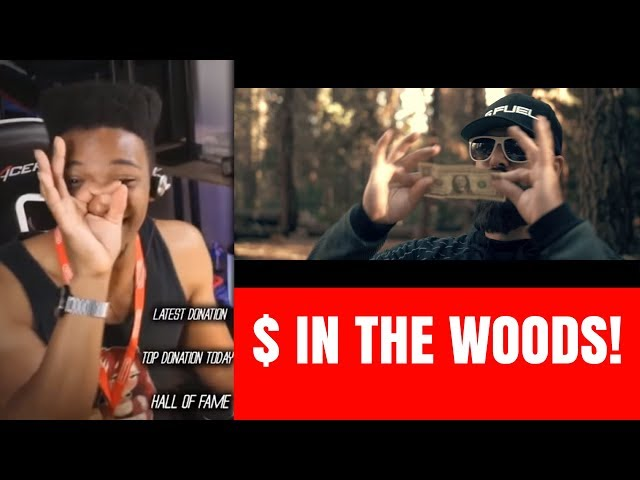 ETIKA REACTS TO KEEMSTAR - DOLLAR IN THE WOODS! (2017)