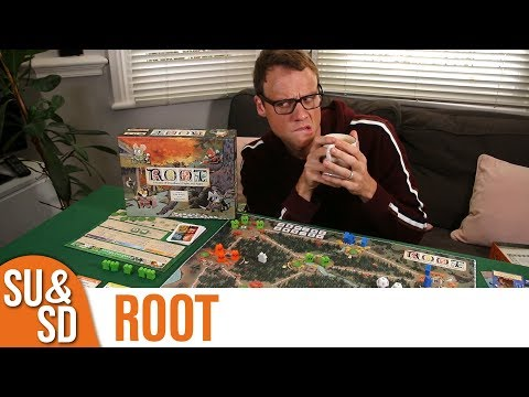 Root (and the Riverfolk Expansion) - Shut Up & Sit Down Review