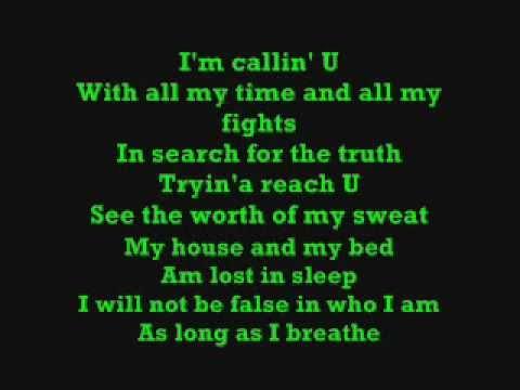 Outlandish - Callin U (With Lyrics)