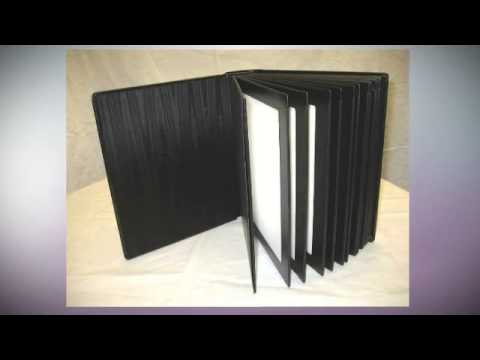 Elegant 8x10 Black Slip In Weddingparent Photo Album Holds Youtube