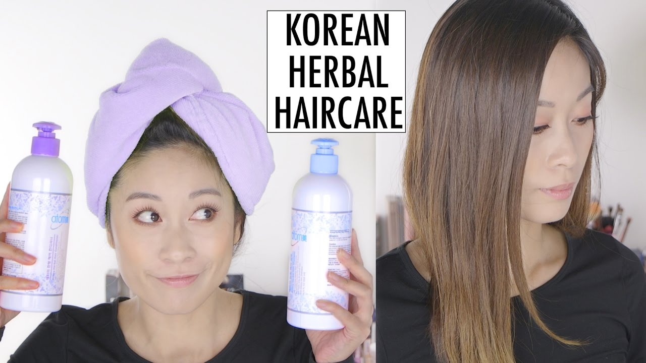 korean hair styling products korean haircare should you buy atomy products a 4558 | maxresdefault