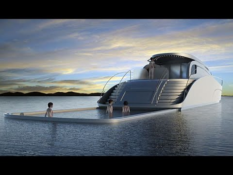 Ridiculously Cool Concept Yachts HD 2016 HD