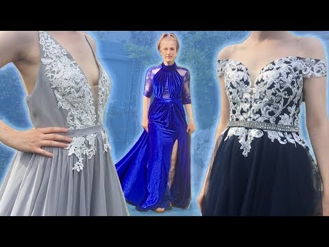 special-occasion-dresses-try-on-haul- -jjshouse- -thetarative