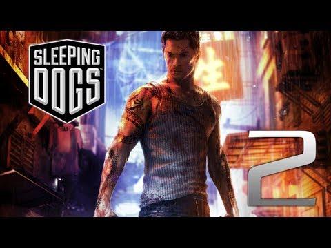 New Xbox 360 Sleeping Dogs Part 2 (Walkthrough/Playthrough/Gameplay) [HD]