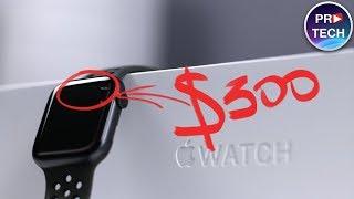 Siz nima kerak Apple Watch ta'mirlash haqida bilish. Apple Watch va oqibatlari haqida shisha ekran o'rniga.