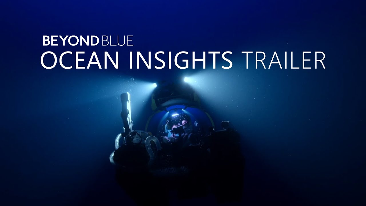 Beyond Blue: Ocean Insights Trailer