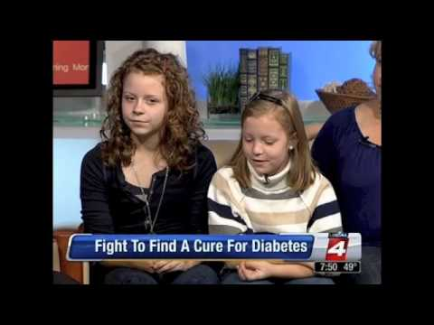 Michigan Sisters Tell WDIV About T1D