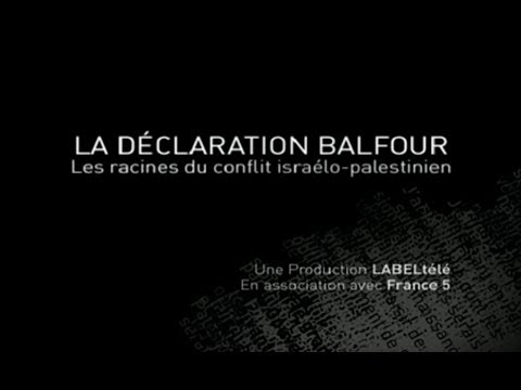 HISTOIRE: Les Racines Du Conflit Israélo-palestinien