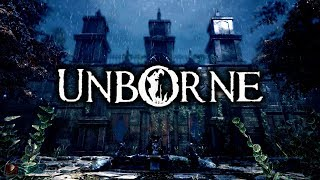 Unborne Part 1 | Horror Game Let's Play | Mystery/Puzzle | PC Gameplay Walkthrough