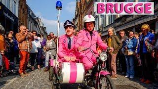 Залечь на дно в Брюгге | БРЮГГЕ Бельгия