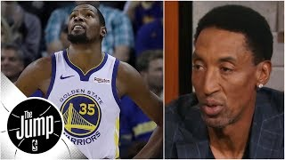 Scottie Pippen: Kevin Durant in