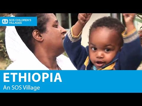 Ethiopia: An SOS Village | SOS Children's Villages