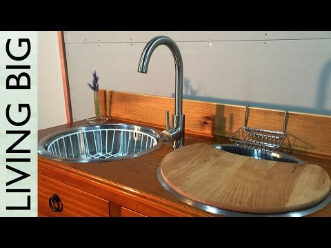 SuperSimple DIY Kitchenette For Small Spaces