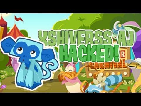 PinkCutie AJ/XShiverss AJ Got Hacked!