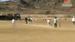 The Lagaan Match For Real!