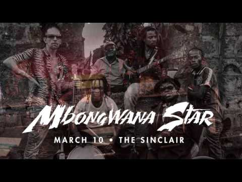 Mbongwana Star performing live in Boston 3/10