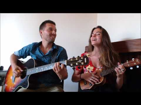 Malibu - Miley Cyrus (Damien Covers ft. Marine Carnec acoustic cover)