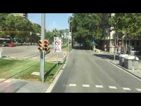 BARCELONA SPAIN CITY BUS TOUR