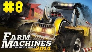 Farm Machines Championships 2014 - Walkthrough - Part 8 (PC) [HD]