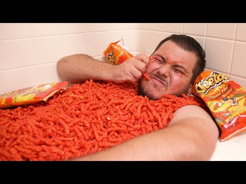 Addicted to HOT CHEETOS | Strange Addiction