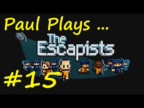 "The Escapists | E15 ""Work Key Mold!"" | Prison Day 15"