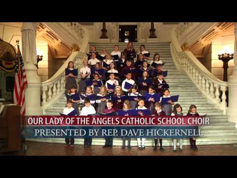 Our Lady of the Angels Catholic School Choir