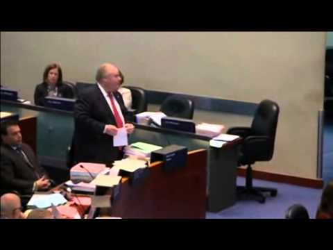 Toronto Mayor Rob Ford in Trouble Again, Apologizes to Reporter from YouTube · Duration:  1 minutes 15 seconds
