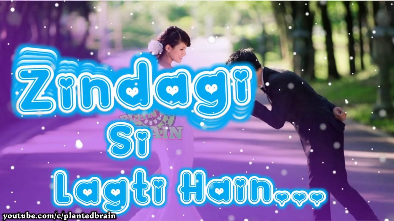 Zindagi   Romantic   Sad   Love   Emotional Status   Hindi Status   Best WhatsApp Status   #1