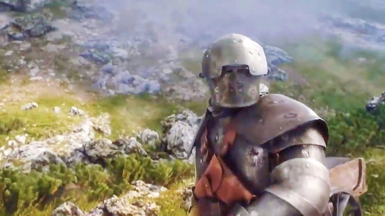 Battlefield 1 Single Player Campaign Avanti Savoia Trailer Youtube