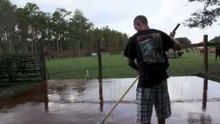 Acid Staining Concrete Educational Video