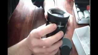 Okulare-Zoomokular und Übersichtsokular