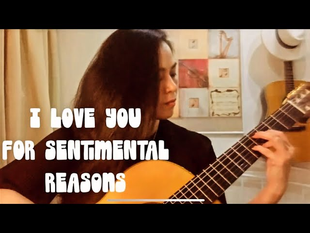 """Madeline sings and plays """"I Love You For Sentimental Reasons"""""""