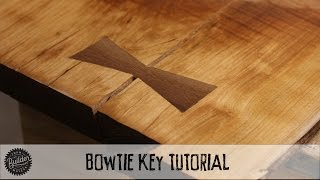 How To Create A Woodworking Bowtie With A Router | Video Tutorial