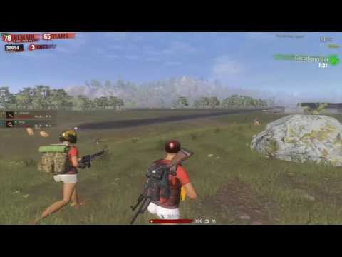 Infiltrating the Red Army on H1Z1