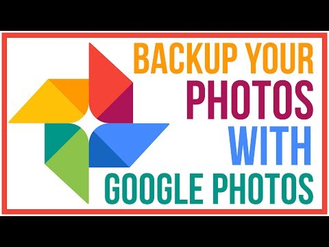 How To Back Up Your Photos With Google Photos - Mobile and Desktop