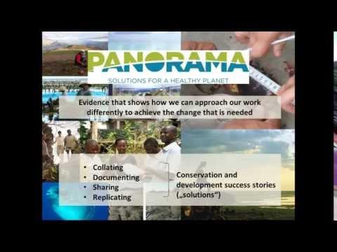 Panorama webinar: Island solutions (August 2016)