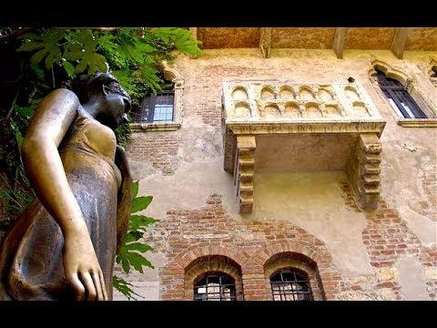 Romeo & Juliet Balcony - Verona Italy