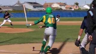 JFK Fighting Irish F/S Baseball vs Cypress (4-1-2010)HD.wmv