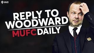 A Fan's Reply To Ed Woodward!