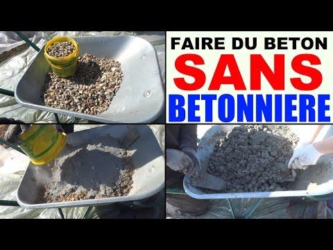 Download video comment faire du ciment - Comment faire du beton lisse ...