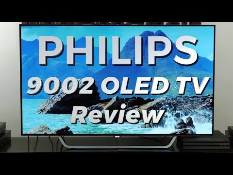 Philips 9002 55POS9002 UHD 4K HDR OLED TV Review | AVForums