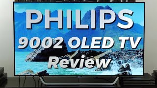 Philips 9002 Ambilight 4K OLED TV Review