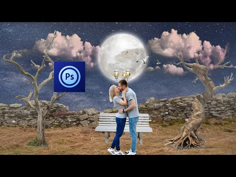 Ps Touch Tutorial  (Ps Touch Mobile 2019) Photo Manipulation