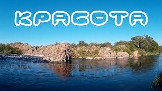 Берег Грушевки   шикарное место для летнего отдыха  Красивый вид и река с прохладной чистой водой