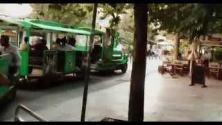 ГРЕЦИЯ: Сел на паравозик у Акрополя в Афинах... Греция (Athens Greece)(Ответы на вопросы http://anzortv.com/forum Смотрите всё путешествие на моем блоге http://anzor.tv/ Мои видео путешествия по..., 2012-10-01T11:47:09.000Z)